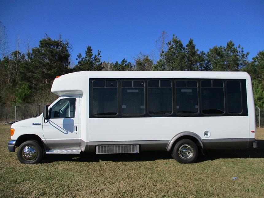 Handicap Bus Sales Eldorado L