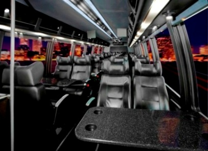 Krystal International 3200 Tour Coach For Sale By Absolute